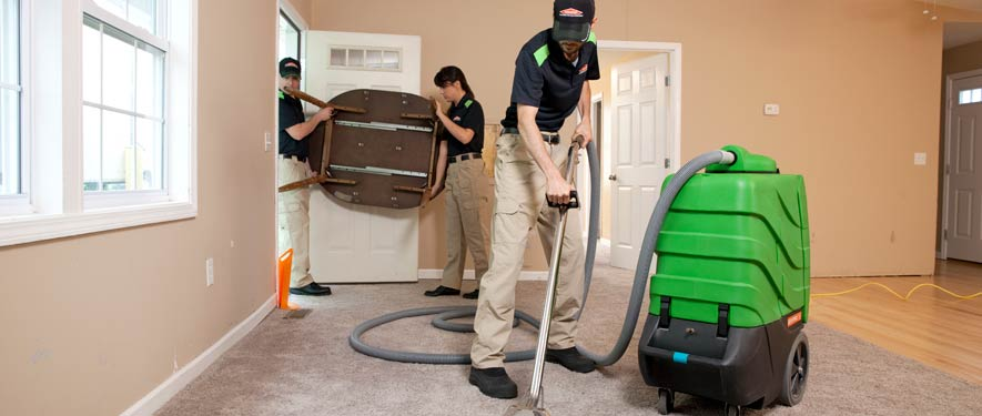 Tinley Park, IL residential restoration cleaning